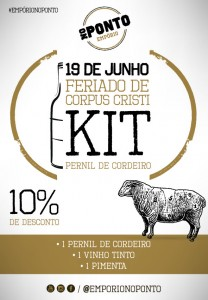 Kit de Cordeiro
